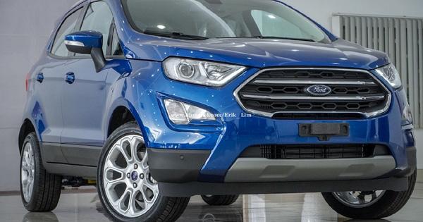 Lộ tính năng 'đắt giá' trên Ford EcoSport 2020 sắp ra mắt tại Việt Nam - Quyết hơn thua với Hyundai Kona và Honda HR-V