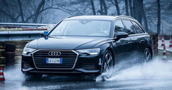 Công nghệ mới giúp ô tô tránh bị