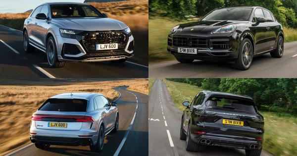 Mê SUV hiệu suất cao, chọn Porsche Cayenne Turbo hay Audi RS Q8?