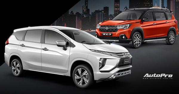 Mitsubishi Xpander 2020 vs Suzuki XL7: Vua doanh số đối đầu tân binh giá rẻ