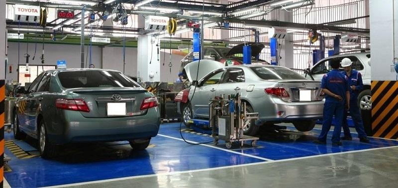 Toyota Việt Nam liên tiếp phải triệu hồi xe ô tô do lỗi
