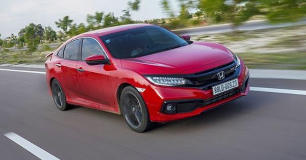 Giá xe ô tô Honda cập nhật mới nhất tại thị trường Việt Nam
