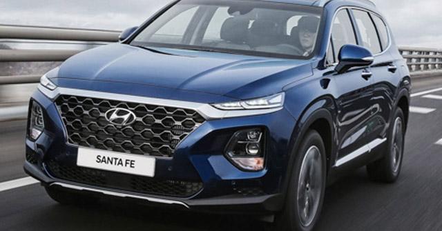 5 mẫu SUV bán chạy nhất tháng 5/2020, SantaFe soán ngôi Fortuner