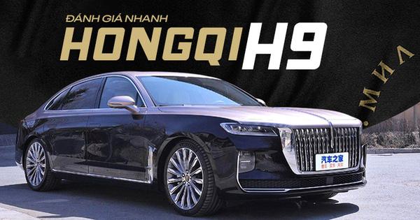 Đánh giá nhanh Hongqi H9 -