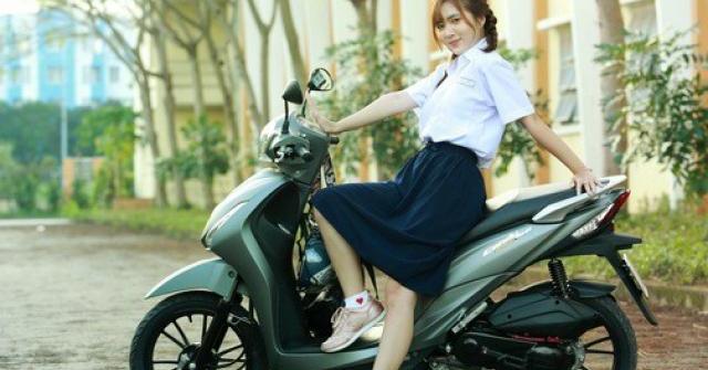 5 mẫu xe máy nhỏ gọn phù hợp cho sinh viên trong tầm giá 30 triệu đồng