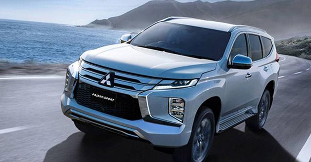 Mitsubishi Pajero Sport 2020 sắp bán tại Việt Nam lộ thông số kỹ thuật