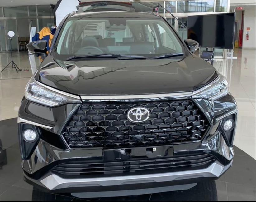 Cận cảnh Toyota Avanza 2022 thế hệ mới