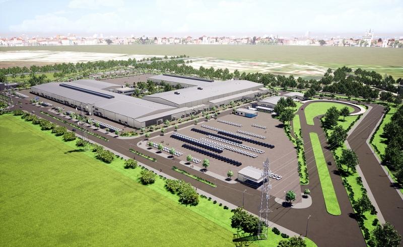 Hyundai Thành Công xây dựng nhà máy thứ 2 tại Ninh Bình