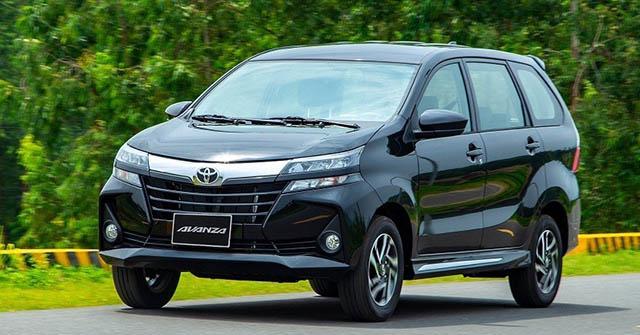 Giá xe Toyota Avanza lăn bánh mới nhất tháng 9/2020