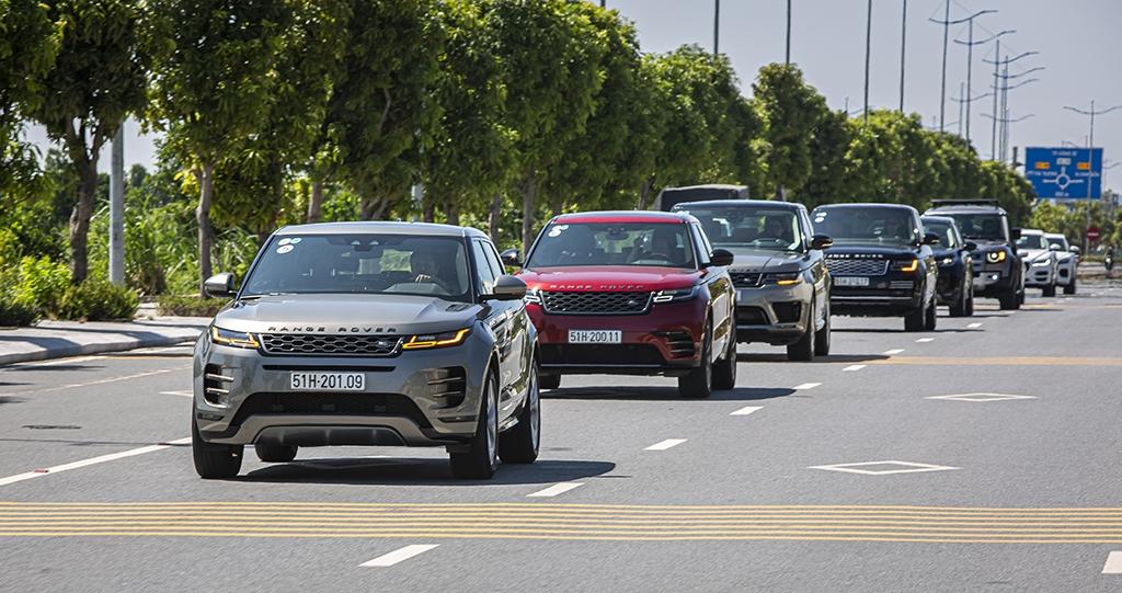 Jaguar Land Rover triển khai dịch vụ lưu động và lái thử xe tại Quảng Ninh và Đà Nẵng