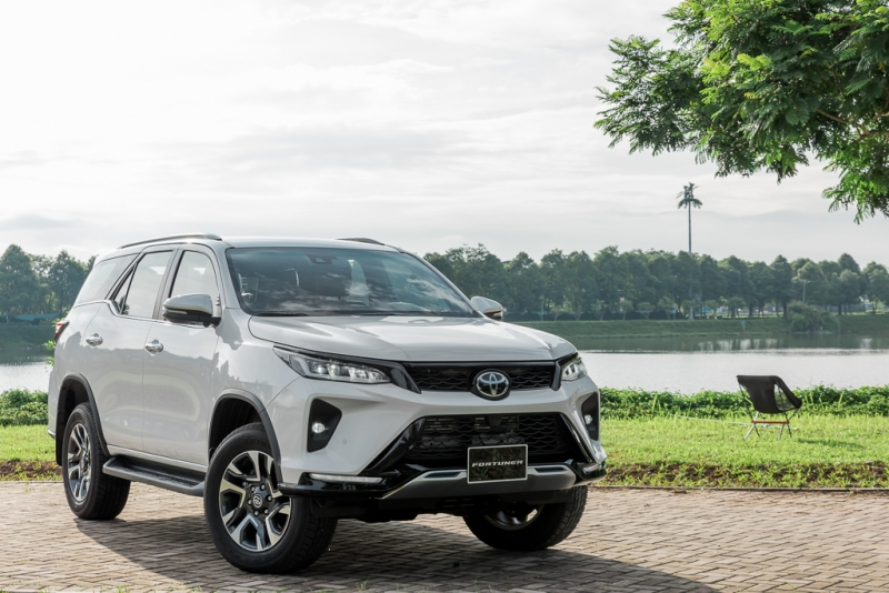 Chi tiết Toyota Fortuner 2020: