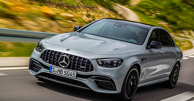 Mercedes-Benz E-Class chốt giá bán gần 1,25 tỷ đồng tại thị trường Mỹ