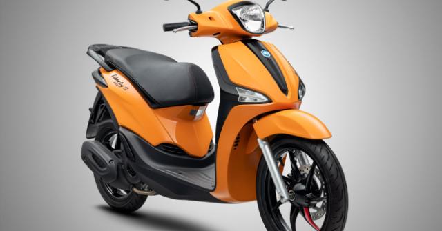 Piaggio Việt Nam tung ấn phẩm Liberty S màu mới nổi bật đậm chất cá tính