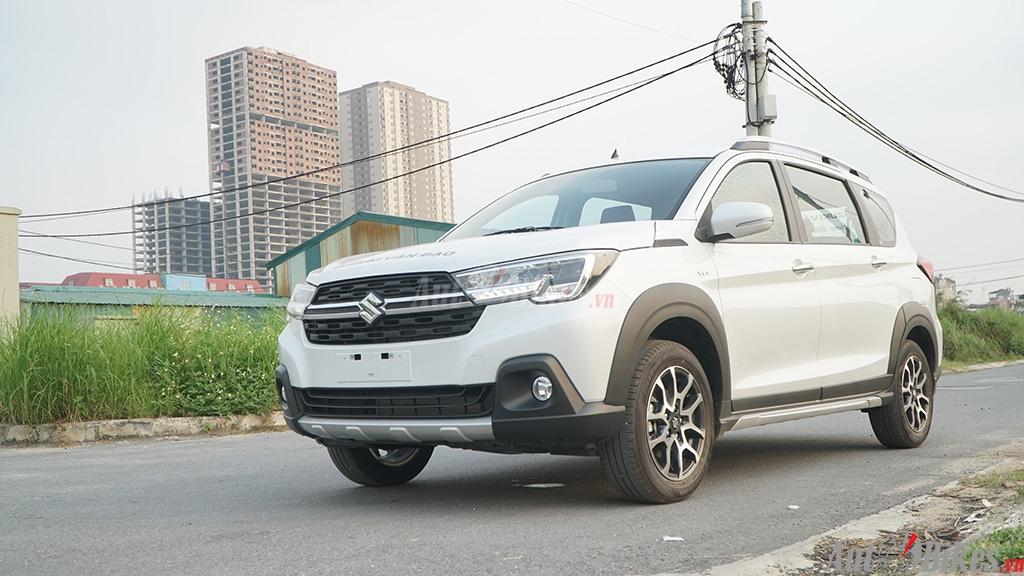 Suzuki XL7 giảm giá, tham vọng