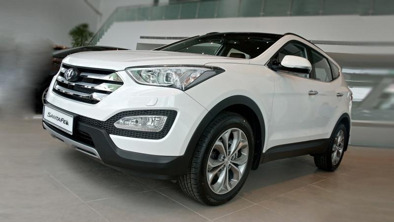 850 triệu có nên mua Hyundai Santa Fe 2015 máy dầu ?