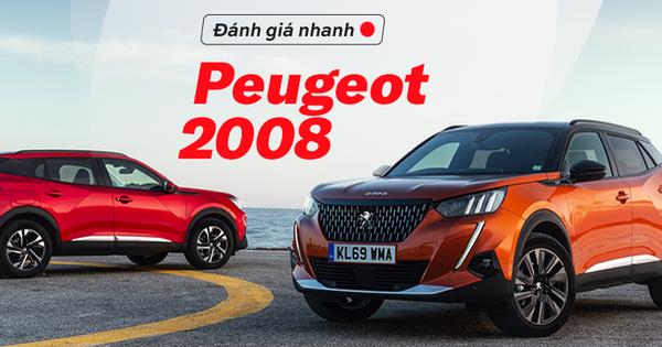 Đánh giá nhanh Peugeot 2008 trước ngày về Việt Nam: Nhiều trang bị xứng mức giá 800 triệu đồn đoán