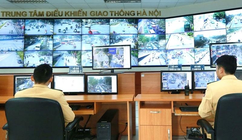 Tăng cường xử lý vi phạm giao thông qua camera