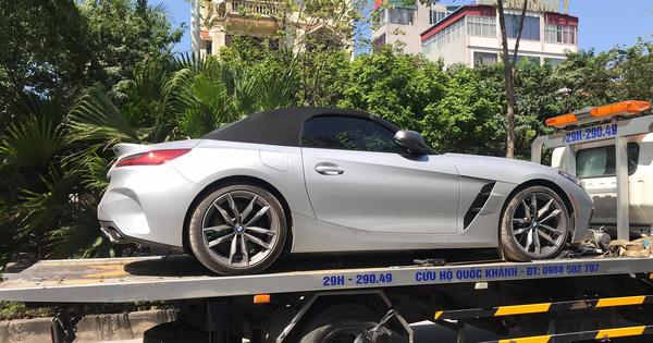 Bắt gặp BMW Z4 thế hệ mới đầu tiên về Việt Nam, giá bán và trang bị là điều khác biệt