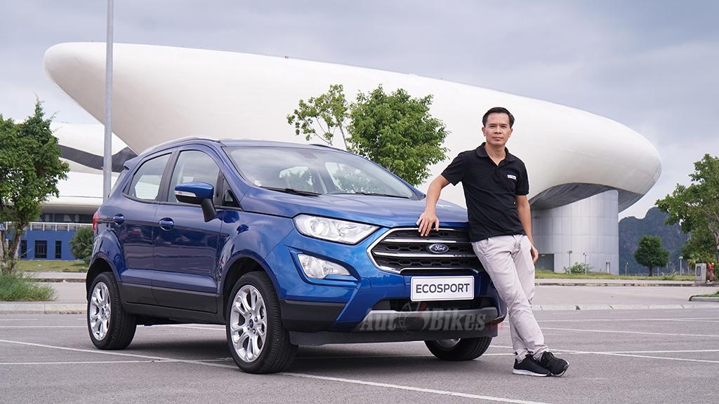 Ford EcoSport 2020 giảm giá gần 40 triệu, tăng sức cạnh tranh Seltos