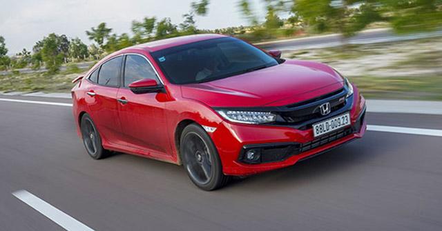 Giá xe Honda Civic lăn bánh mới nhất tháng 10/2020