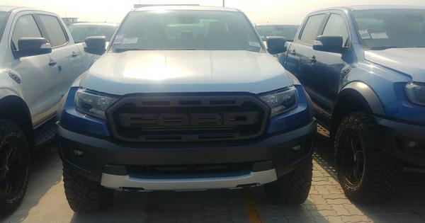 Lộ ảnh chi tiết siêu bán tải Ford Ranger Raptor 2020 vừa về Việt Nam với một vài chi tiết chưa được nâng cấp