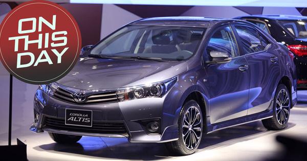 Ngày này năm xưa: Toyota Corolla Altis lột xác ngoạn mục tại Việt Nam nhưng cũng đánh dấu đà đi xuống của