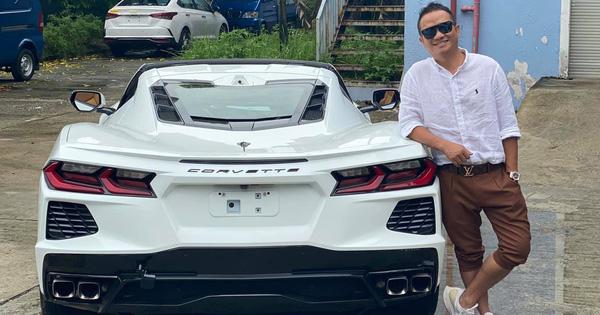 Doanh nhân Cần Thơ tậu Chevrolet Corvette C8 Stingray hơn 7 tỷ đồng đầu tiên tại Việt Nam