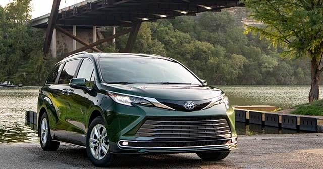 Những chiếc Toyota Sienna thế hệ mới sắp có mặt tại Việt Nam, giá bán hơn 4 tỷ đồng