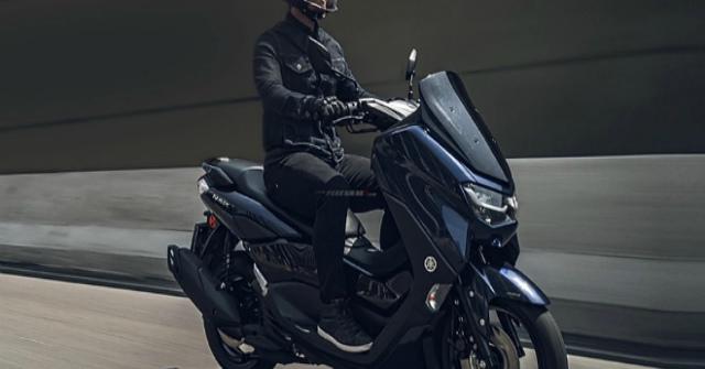 Xe ga hoàn toàn mới 2021 Yamaha NMAX 160 rất hoành tráng