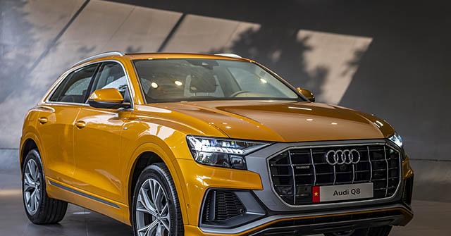 Lô xe Audi Q8 đầu tiên thông quan và đến tay khách hàng trong nước