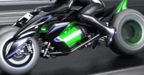 """Kawasaki J Concept có khả năng biến hình """"ma thuật"""", đỉnh cao của công nghệ xe môtô"""