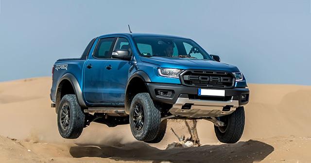 Giá xe Ford Ranger Raptor lăn bánh tháng 3/2021