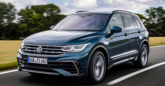 Volkswagen Tiguan phiên bản nâng cấp công bố giá bán hơn 700 triệu đồng