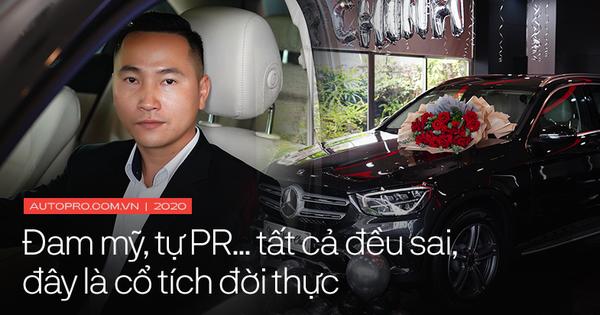 Gặp sale Mercedes được khách hàng cũ tặng xe gần 2 tỷ đồng: