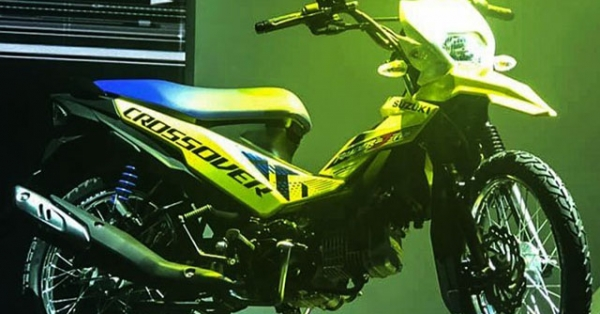 Suzuki trình làng Raider phong cách crossover bụi bặm, giá chỉ 29 triệu đồng