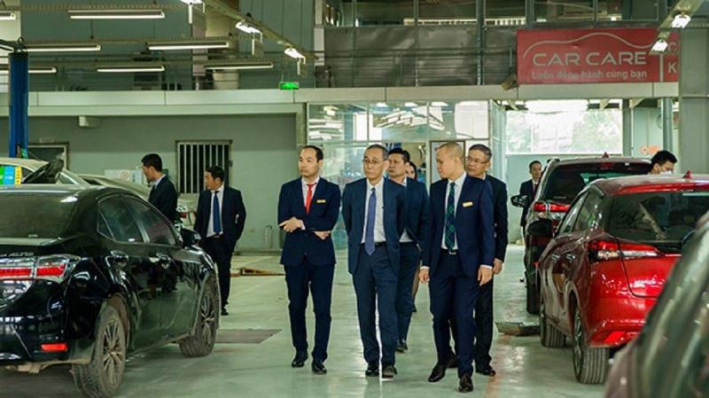 Toyota Việt Nam bổ nhiệm lãnh đạo mới