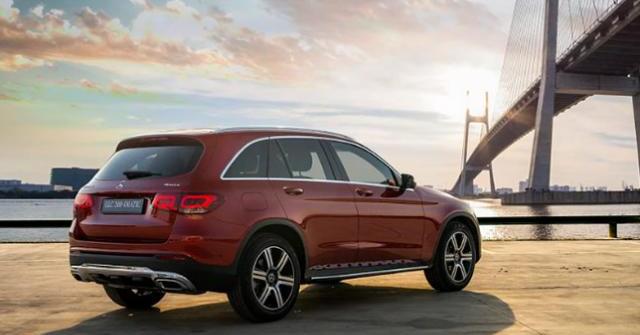 Mercedes-Benz GLC 200 và GLC 200 4MATIC 2020 - chắp cánh từng cung đường chuyển động