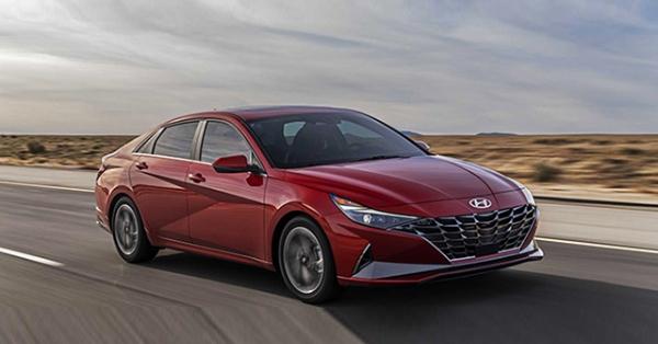 Chi tiết các trang bị mới trên Hyundai Elantra 2021 vừa ra mắt