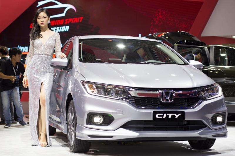 Honda City giảm tới 40 triệu, mở đường cho phiên bản mới?