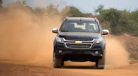 Đánh giá xe Chevrolet Trailblazer 2.8 4x4 AT LTZ: SUV 7 chỗ cực hay