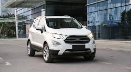 Đánh giá xe Ford EcoSport 2018: Bước chuyển mình mạnh mẽ