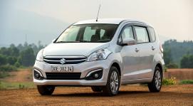 Đánh giá Suzuki Ertiga – Thực dụng đến từng chi tiết
