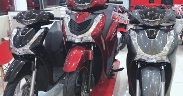 Bảng giá 2020 Honda SH mới nhất, chỉ chênh hơn 4 triệu đồng