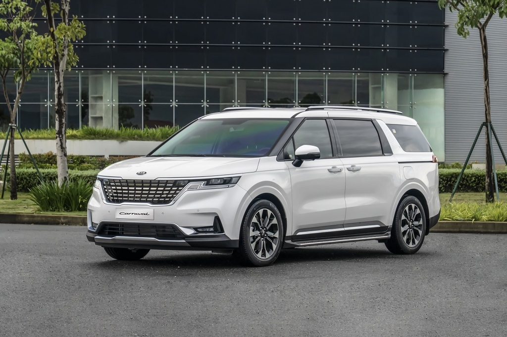 Ra mắt thế hệ sản phẩm mới – Kia mở rộng ưu đãi trong tháng 10