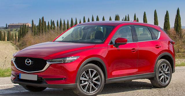 Giá xe Mazda CX-5 lăn bánh tháng 10/2021, ưu đãi 50% LPTB