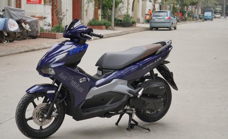 Bảng giá xe máy Honda ngày 26/3/2020