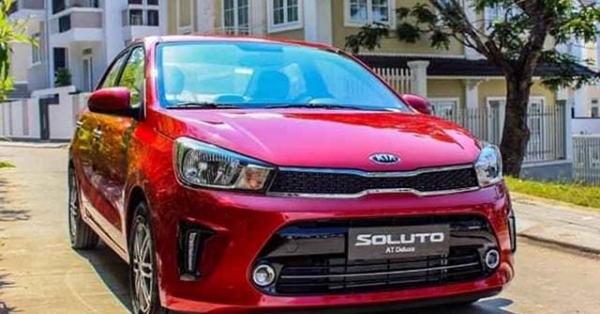 KIA Soluto thêm phiên bản cao cấp giá 499 triệu, cạnh tranh Mitsubishi Attrage