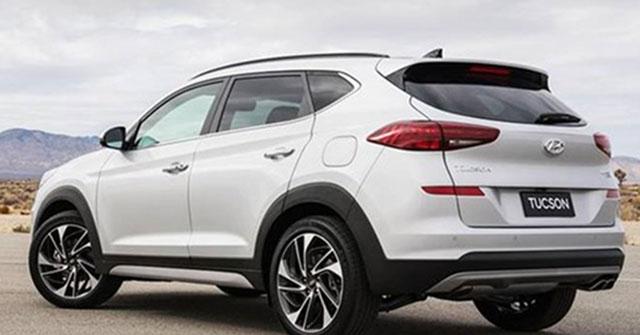 Hyundai Tucson giá tốt nhất tại Hyundai Ninh Bình