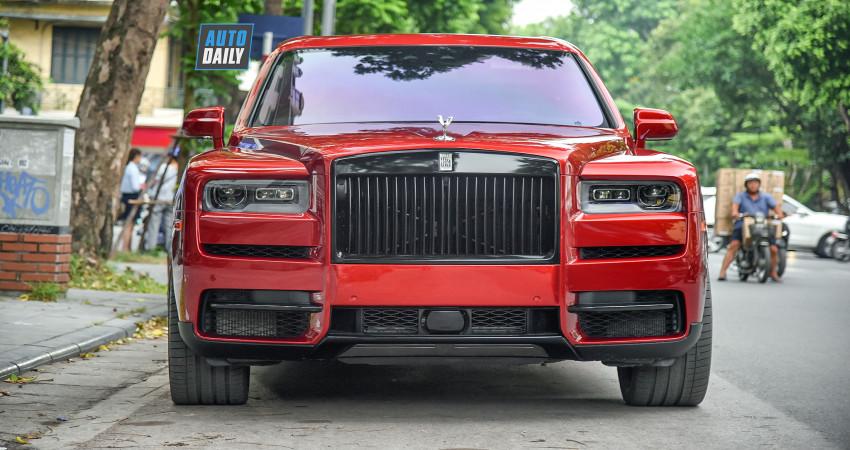 Bảng giá xe Rolls-Royce mới nhất tại Việt Nam: Cullinan giảm gần 10 tỷ