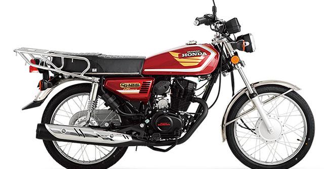 Honda CG125 xe côn tay cổ điển hút khách nhờ giá rẻ